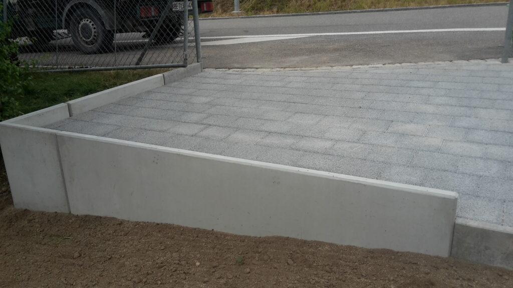 Abstellplatz bauen lassen Oberaargau
